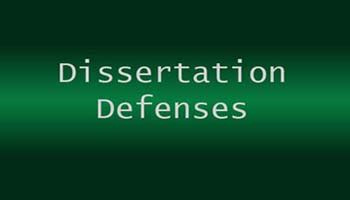 What is a PhD Dissertation? - Purdue University